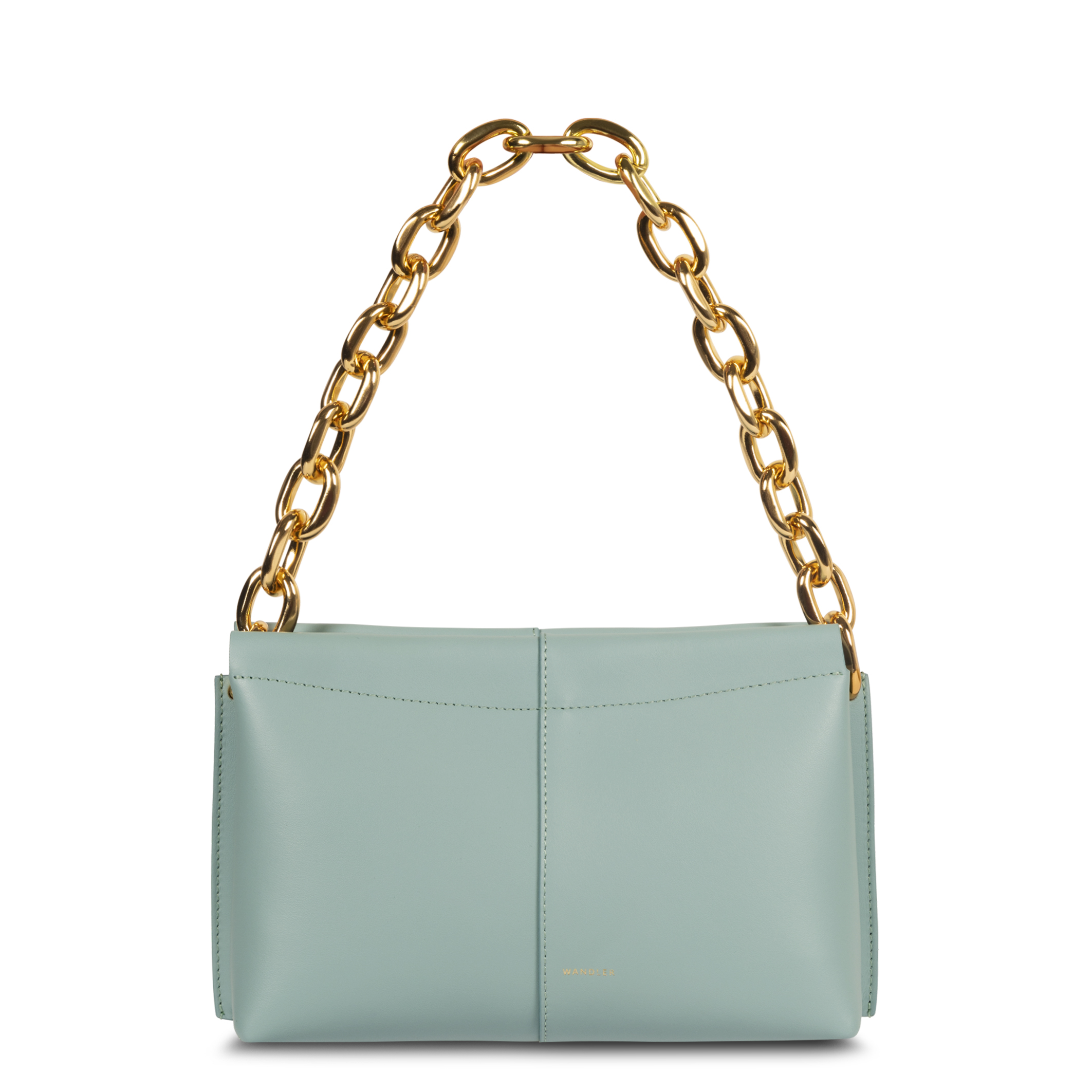 CARLY MINI CHAIN GLASS - FRONT